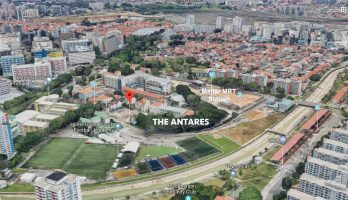 the-antares-3D-location-singapore